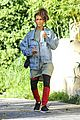jaden smith chuggs water from box 10