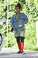 jaden smith chuggs water from box 17