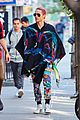 jared leto rocks poncho and pink hair 01