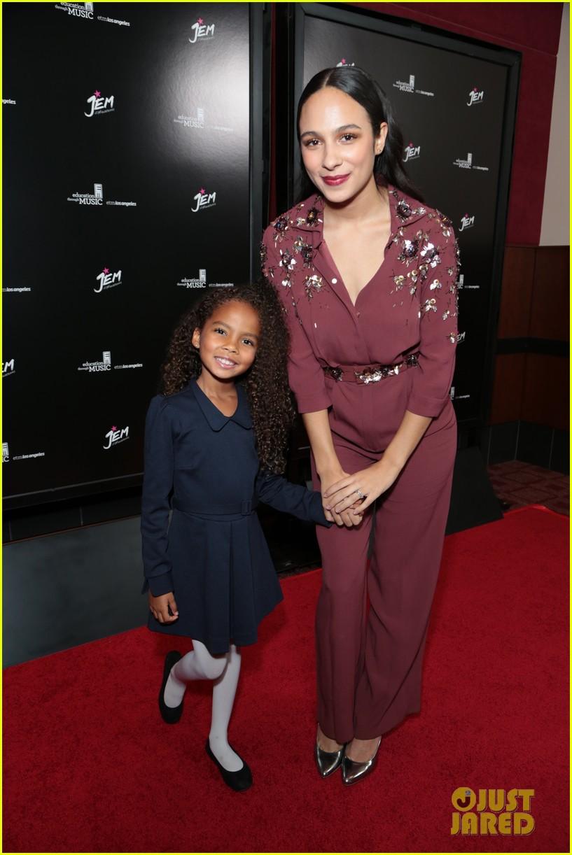 Harold Perrineau Daughters