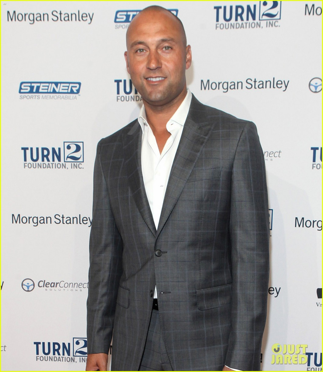 derek jeter doesnt miss playing baseball im pretty busy doing other things 043483813