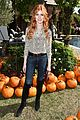 katherine mcnamara kelsey chow just jared jr fall fun day 01