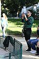 kendall jenner gigi hadid joe jonas paris park colette store appearance 33