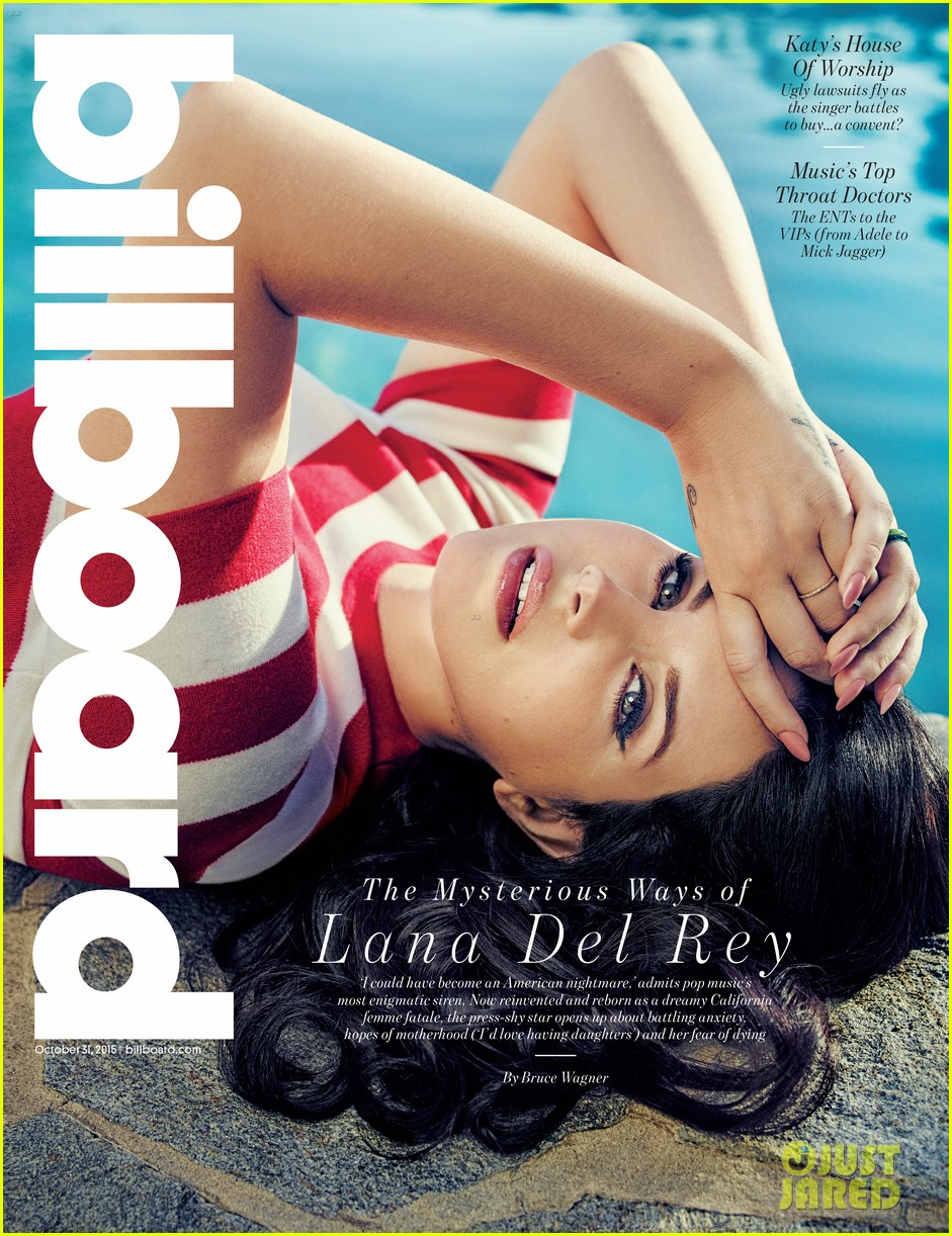 lana del rey billboard cover 013488585