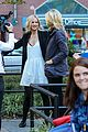 jennifer lawrence diane sawyer filming new york city 21