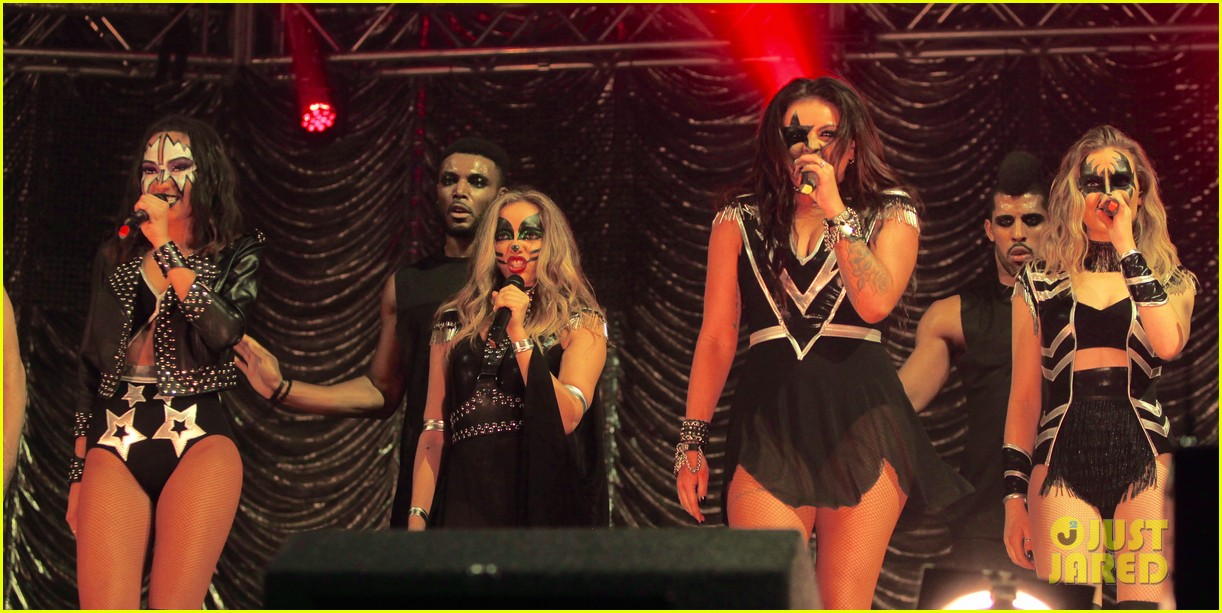 little mix rita ora jason derulo kiss fm haunted house party 433495005
