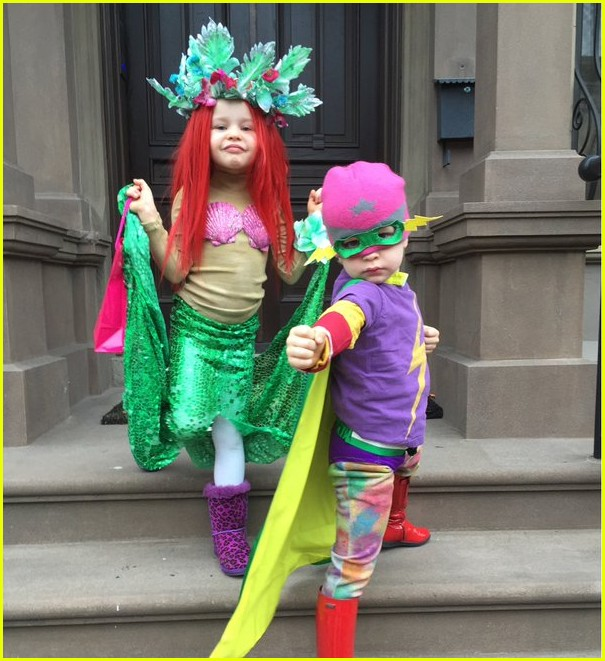 neil patrick harris kids first halloween costumes are so cute