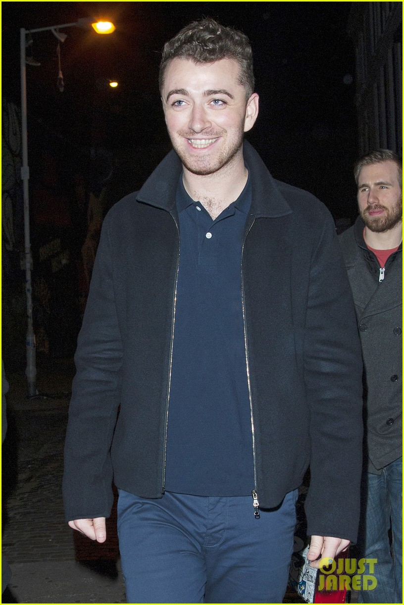 sam smith we can survive concert lax arrival 013490315
