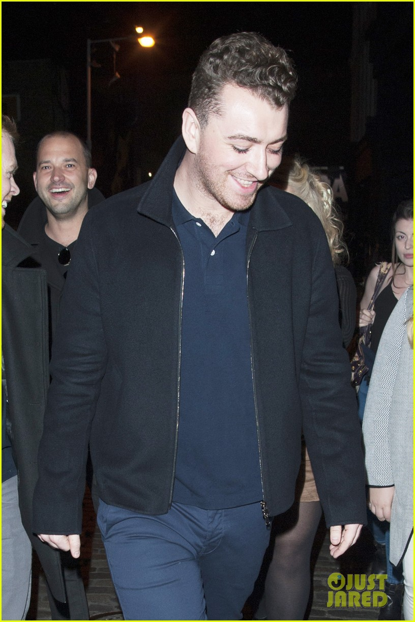 sam smith we can survive concert lax arrival 093490323