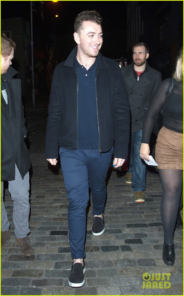sam smith we can survive concert lax arrival 103490324