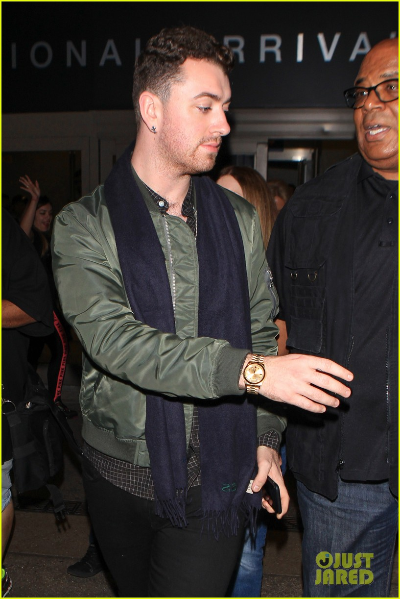 sam smith we can survive concert lax arrival 133490327