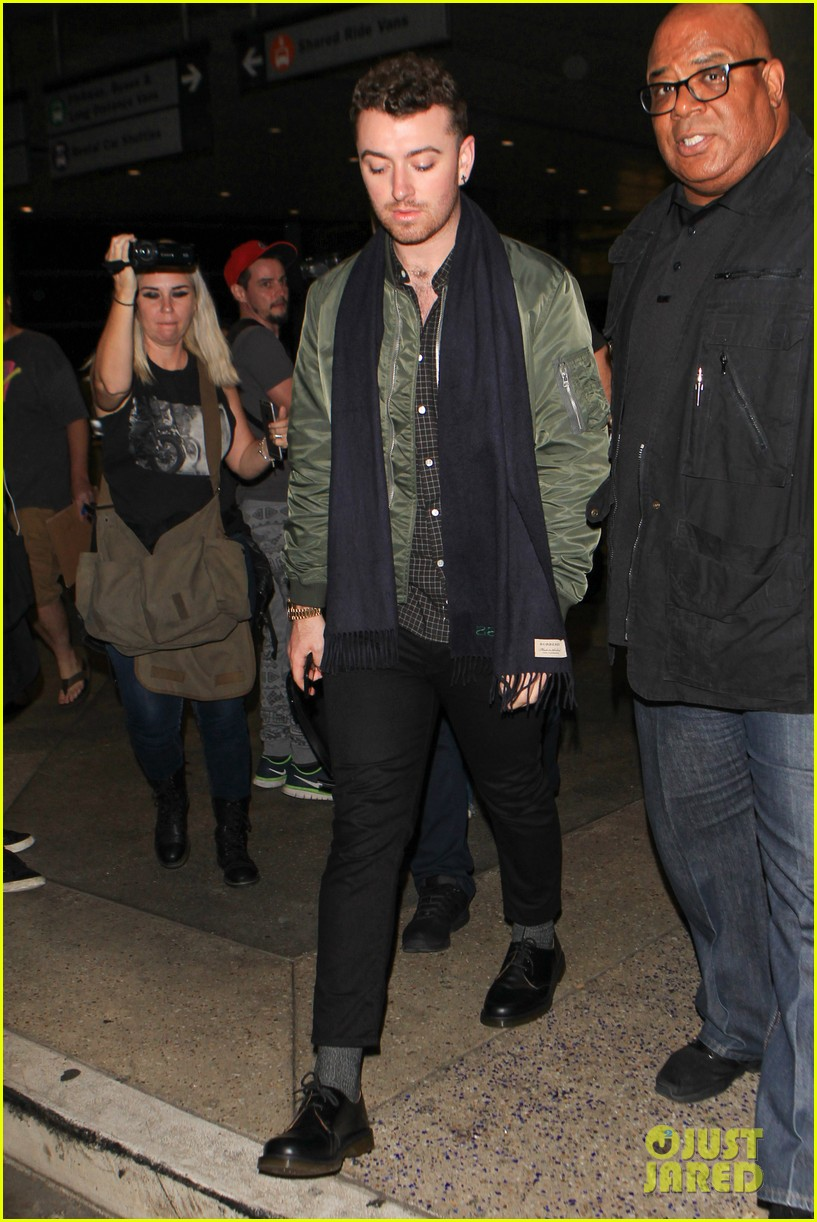 sam smith we can survive concert lax arrival 163490330