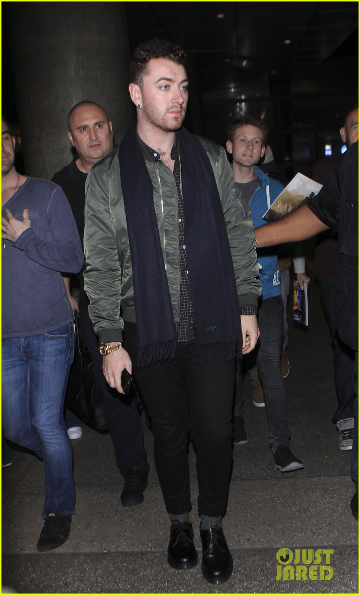 sam smith we can survive concert lax arrival 233490337