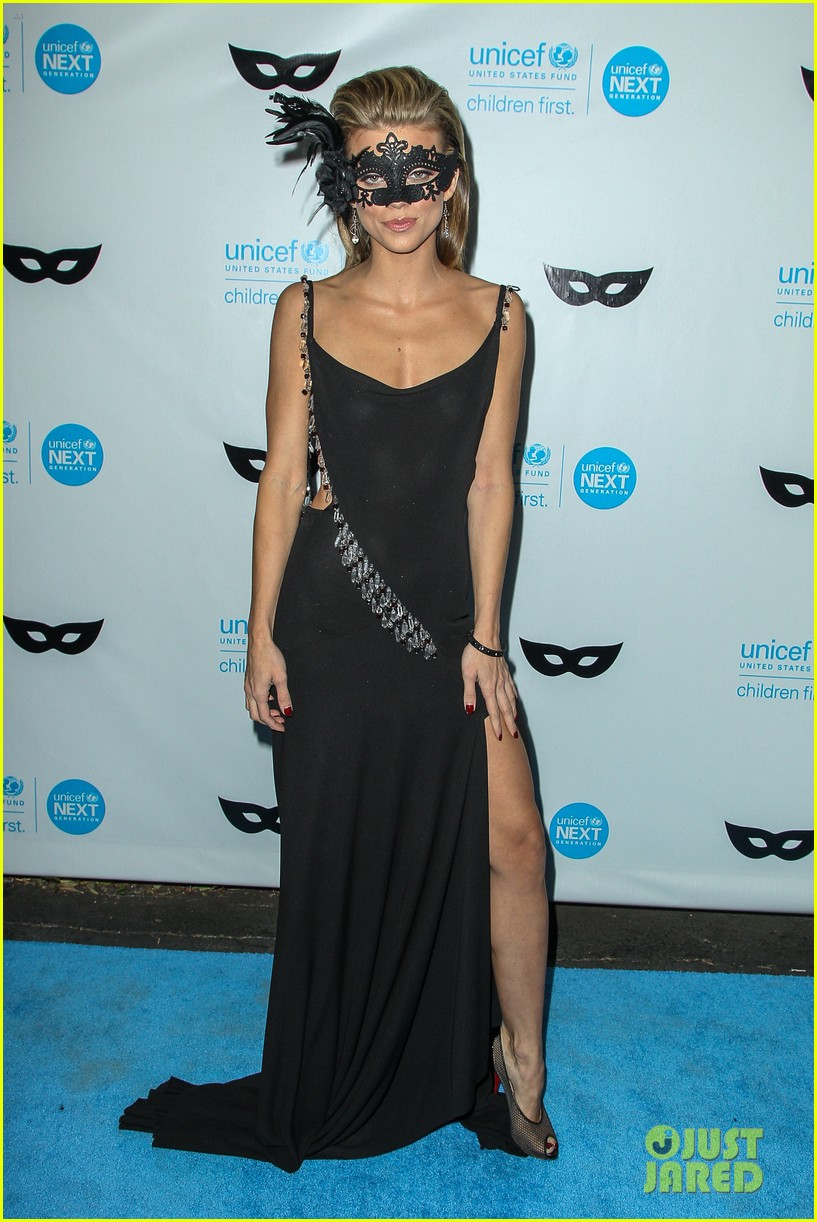 brittany snow annalynne mccord more unicef black white ball 073496645