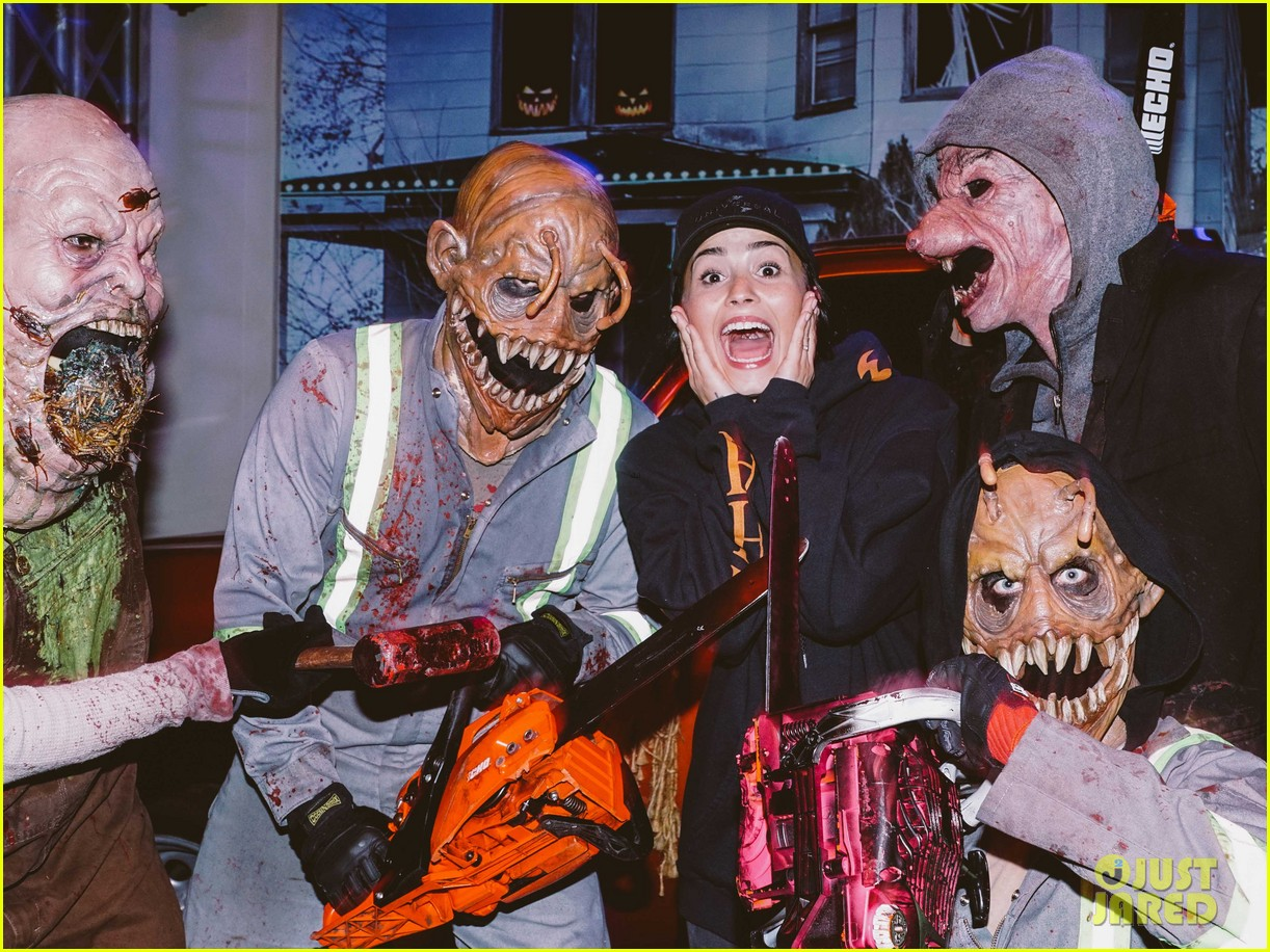 universal halloween horror nights celebs 043482715