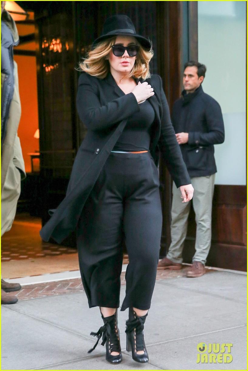 Adele schwarz porno