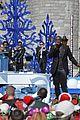 ariana grande seal jason derulo more disney christmas parade 01