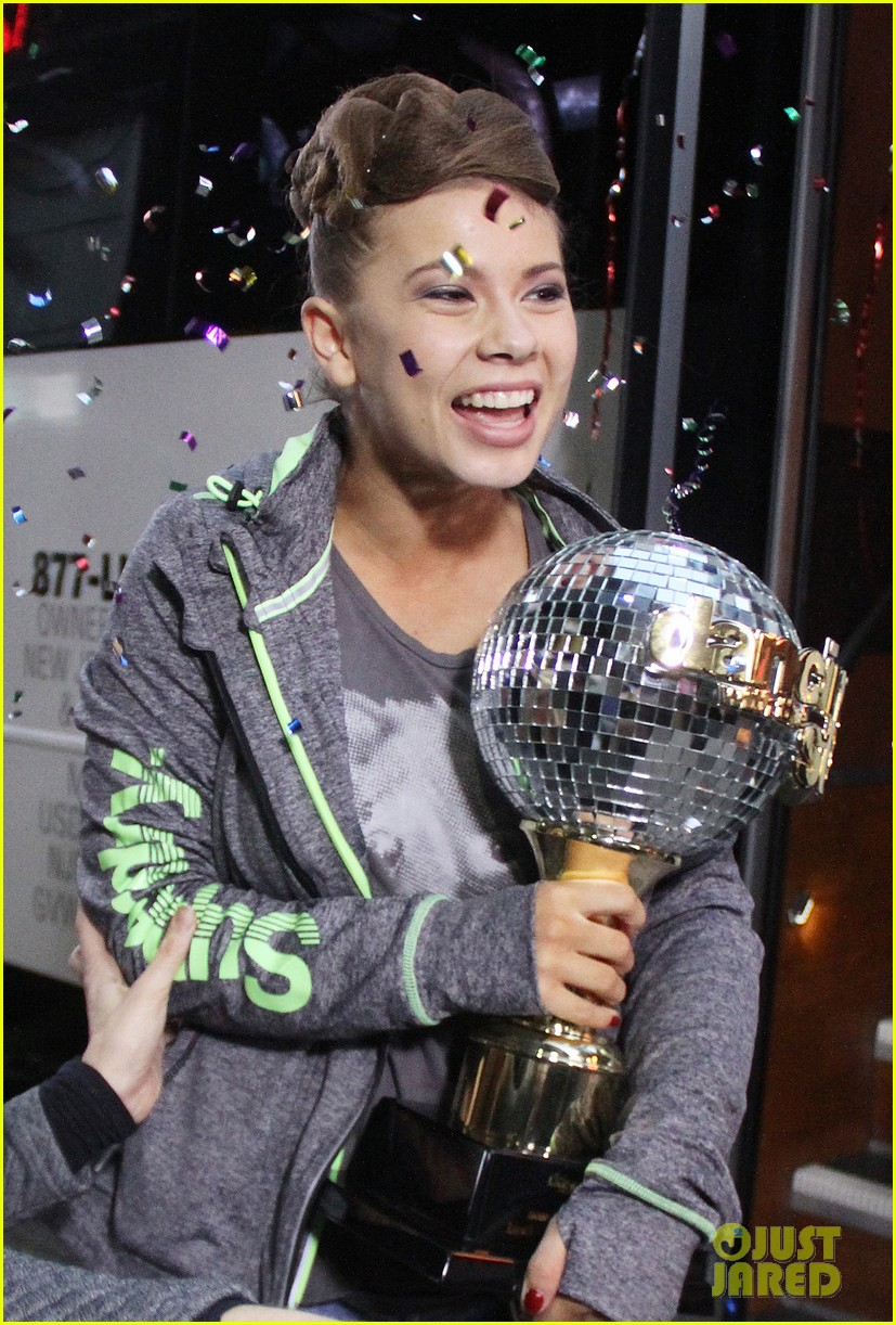 bindi irwin reveals whats next after dwts win 123516943