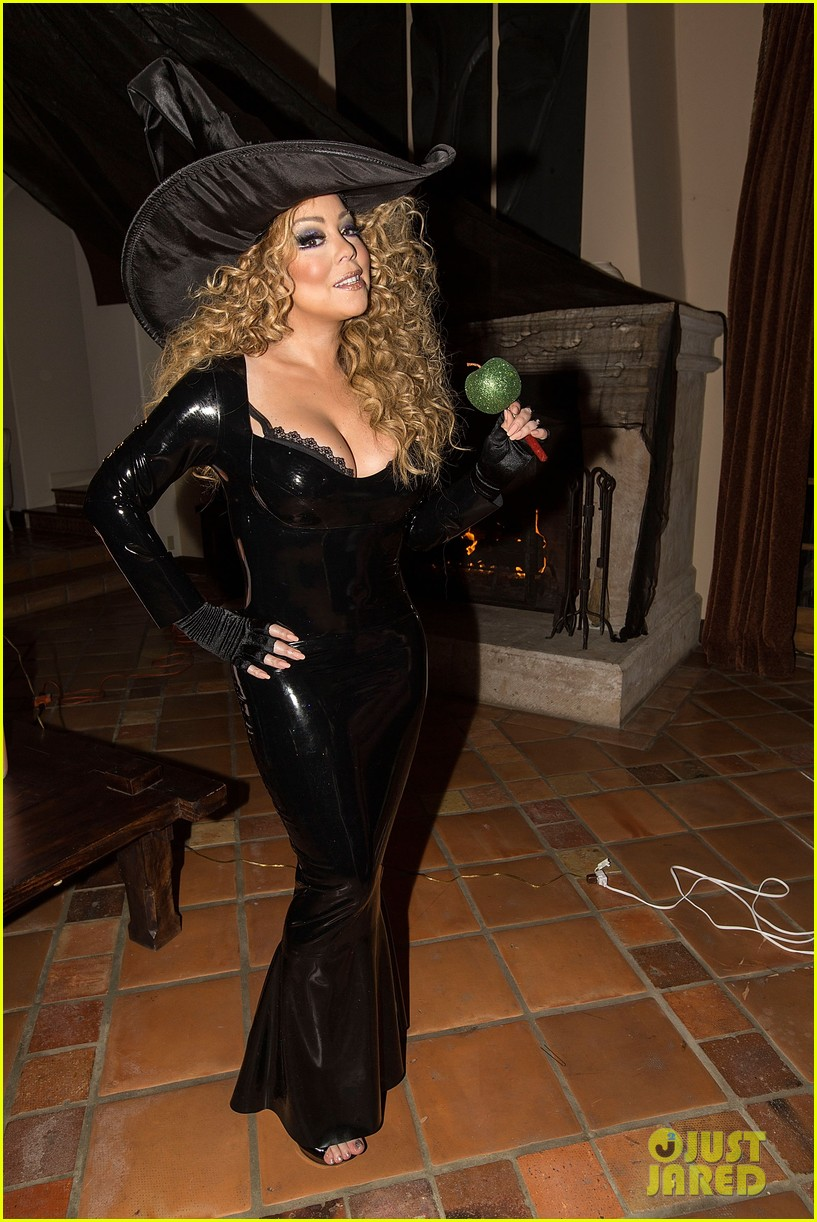 Mariah carey latex