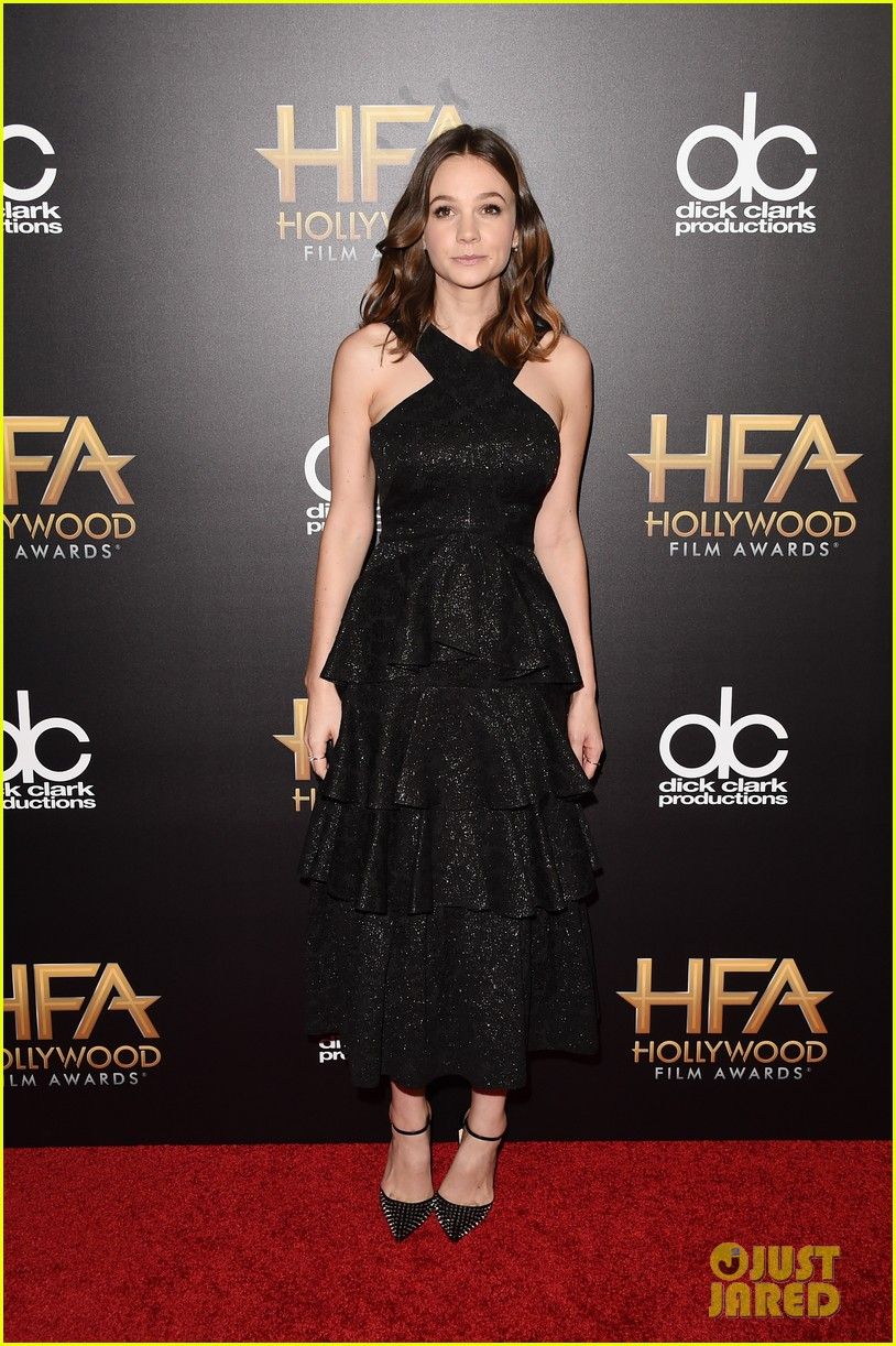 Hollywood Film Awards 2015: See Who Won ( Wore) What