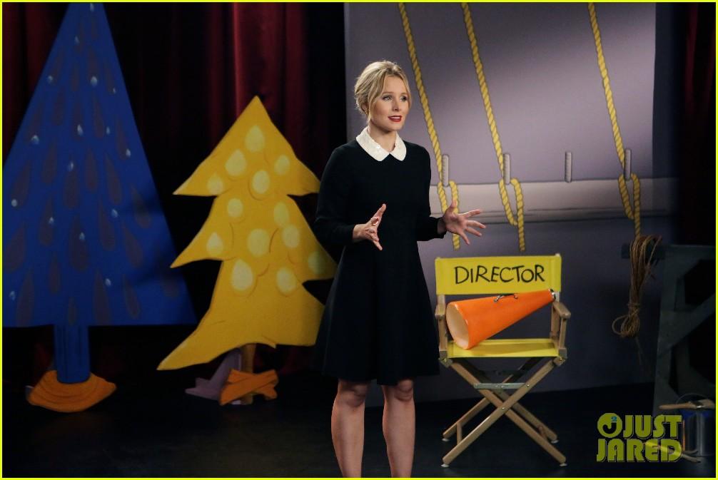 Kristen Bell & Kristin Chenoweth Reunite for ABC's Charlie Brown ...