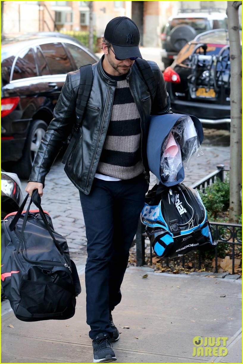 Bradley Cooper Visits Irina Shayku0027s Apartment After Attending Adele Concert  Taping Together