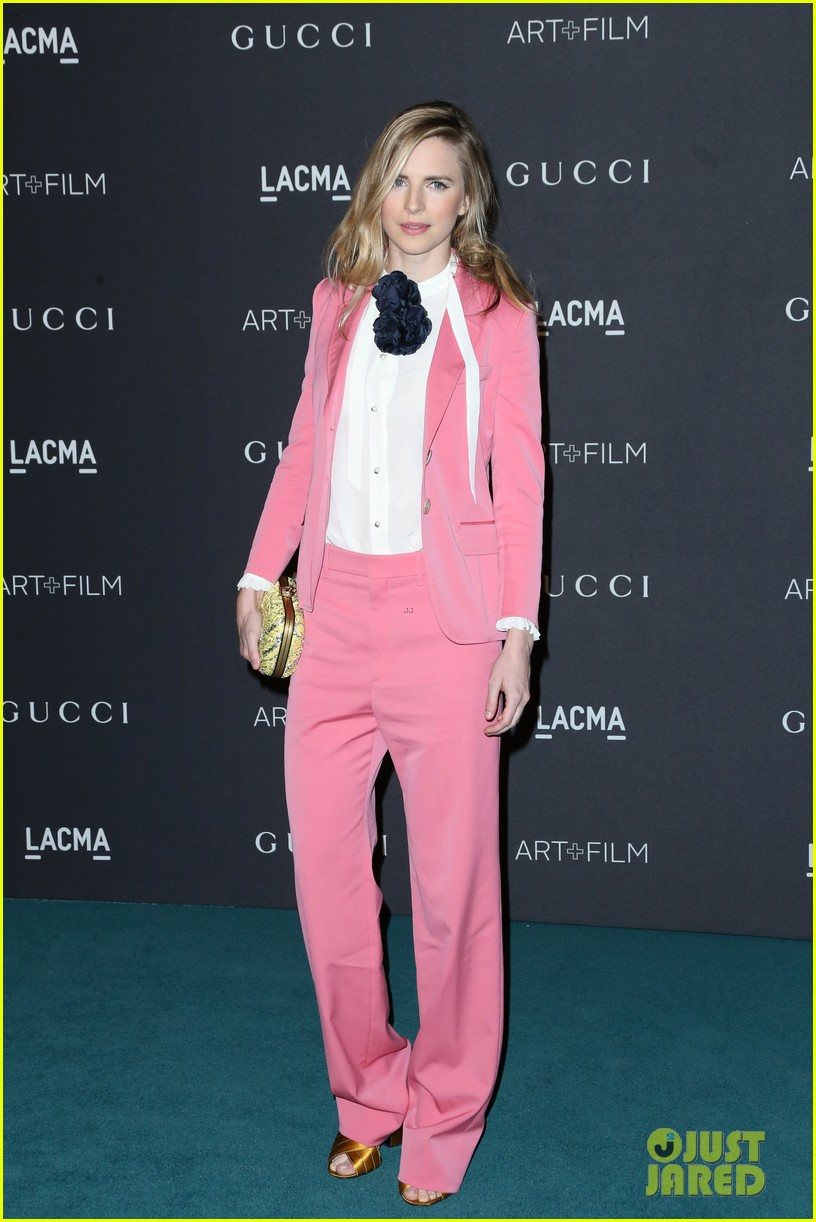 dakota johnson chloe sevigny 2015 lacma 053502849