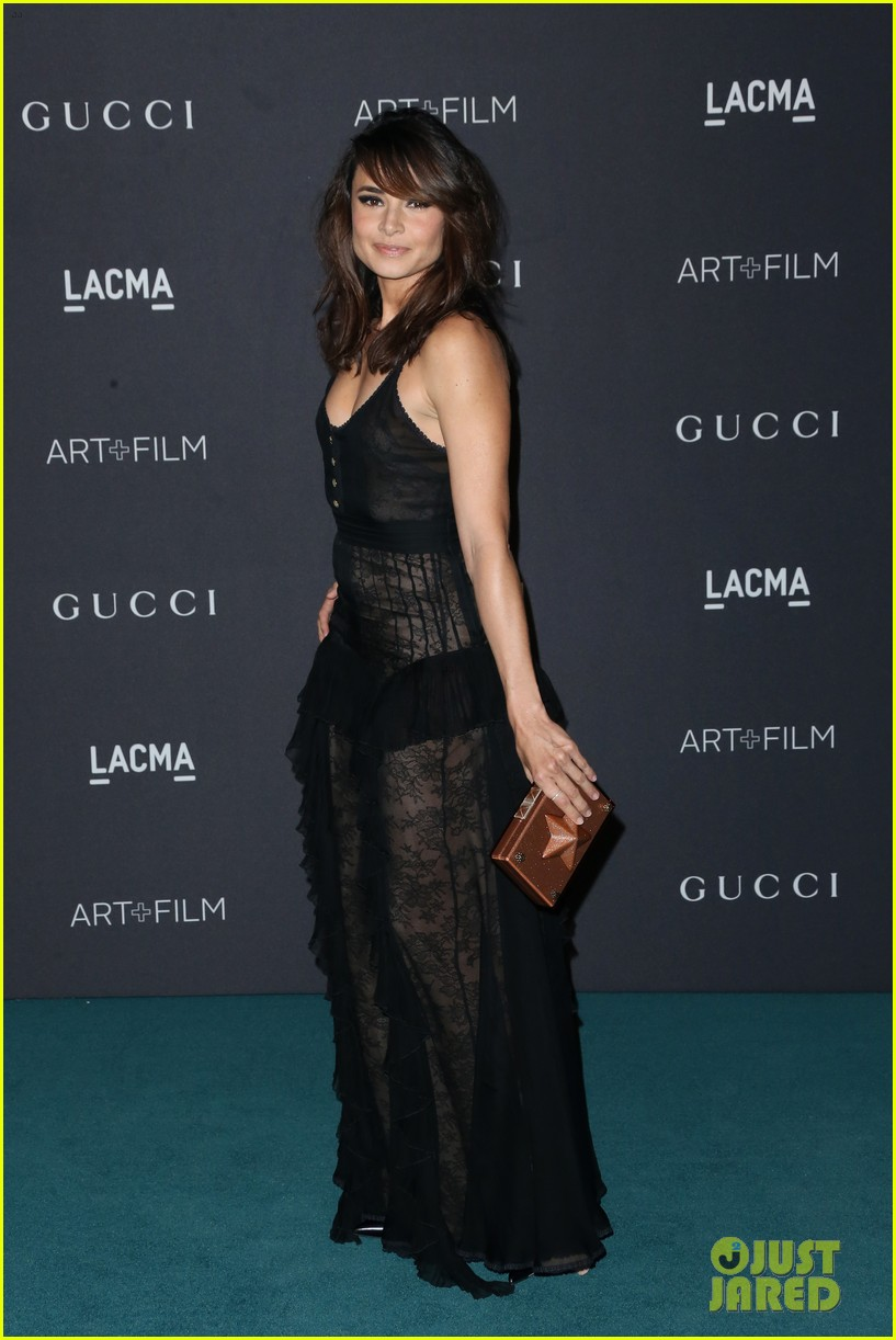 dakota johnson chloe sevigny 2015 lacma 073502851