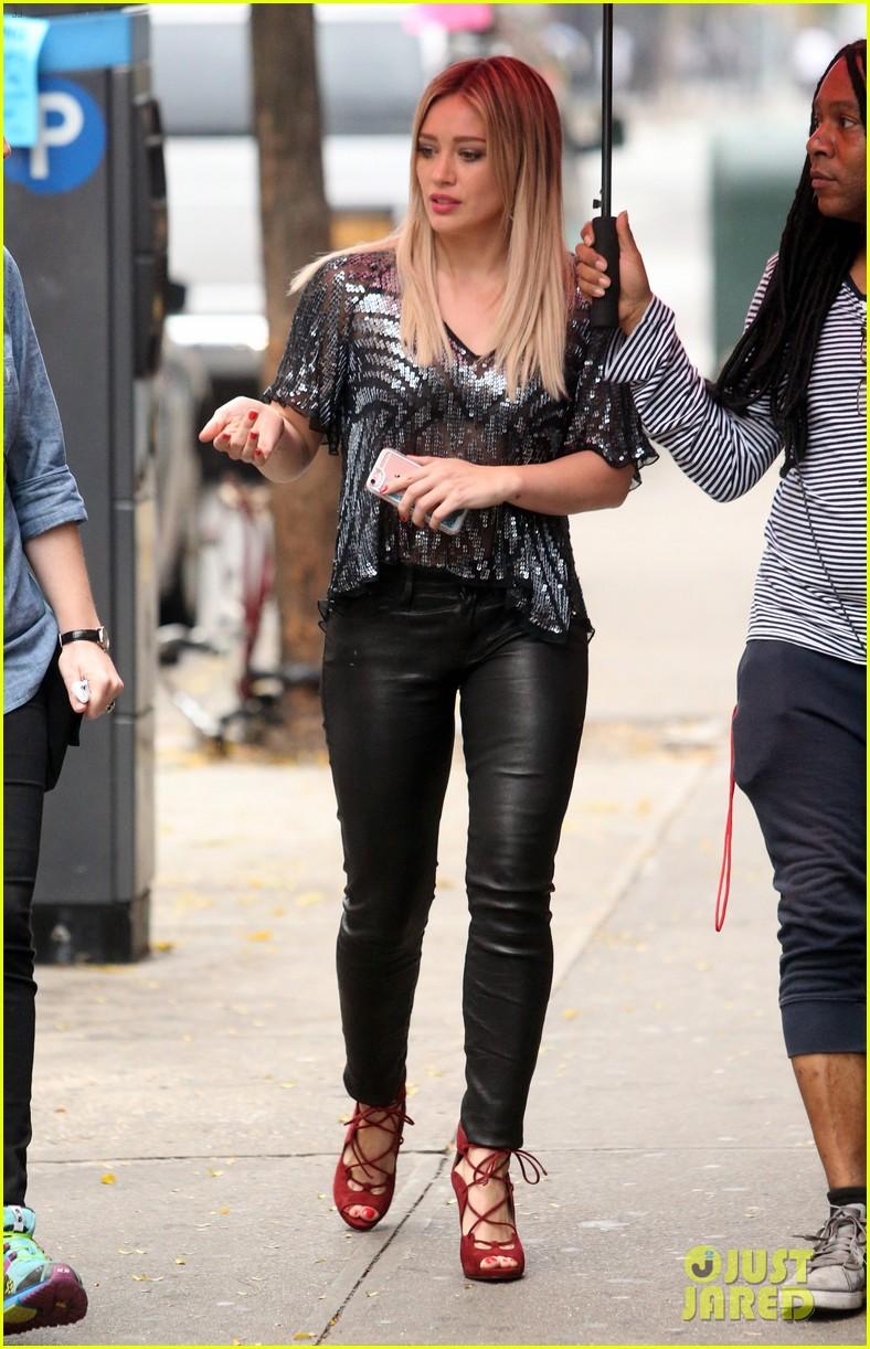 37. Hilary Duff