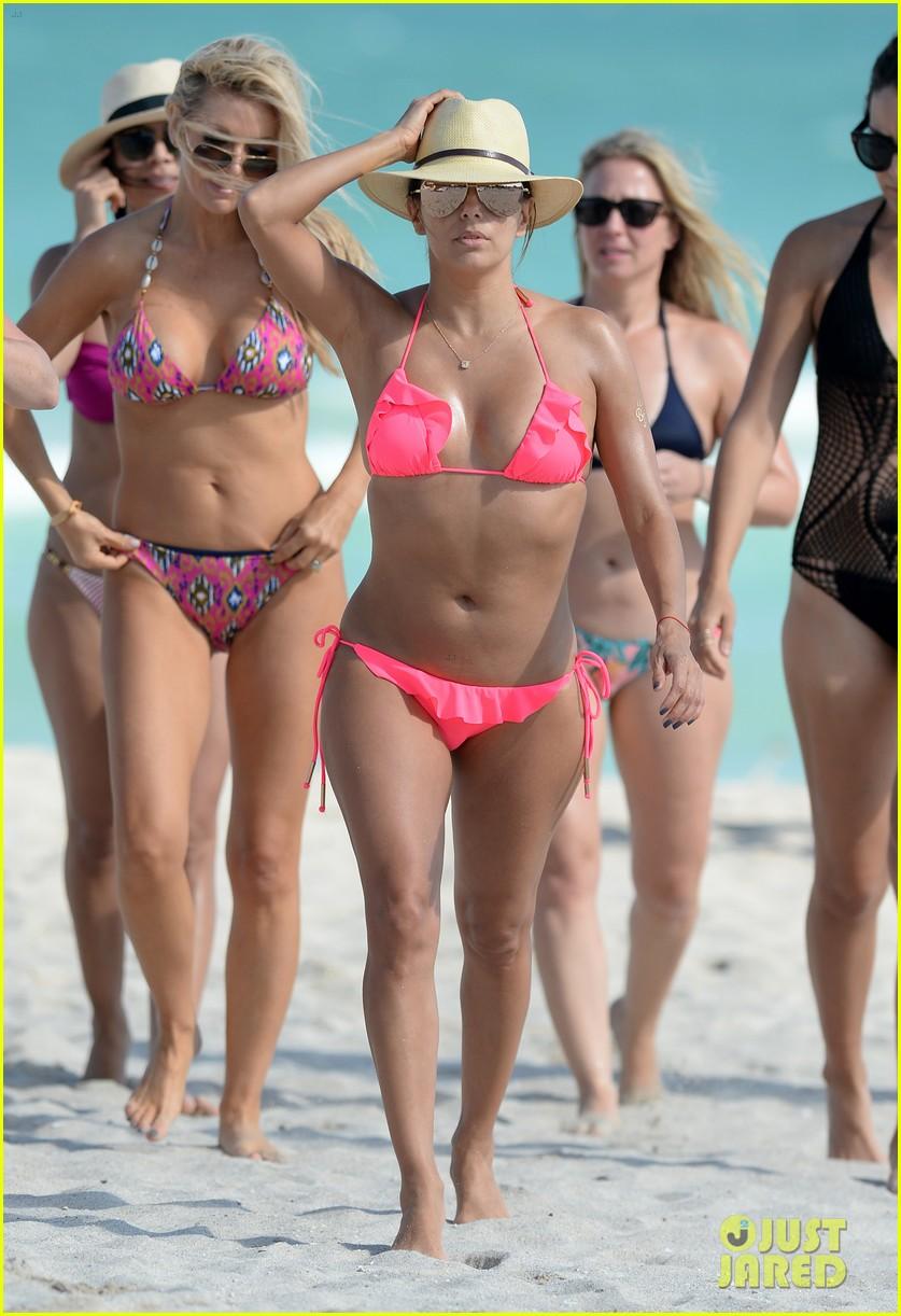 Eva longoria bikini body
