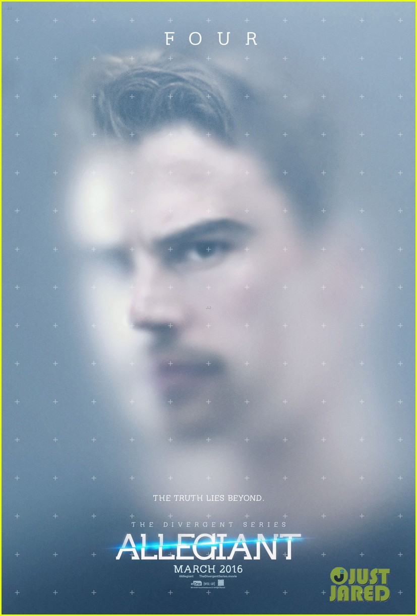 Theo James & Shailene Woodley Get Trapped In New ...