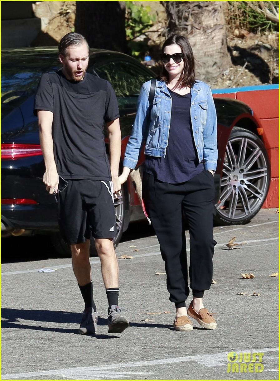 Anne Hathaway Post Baby