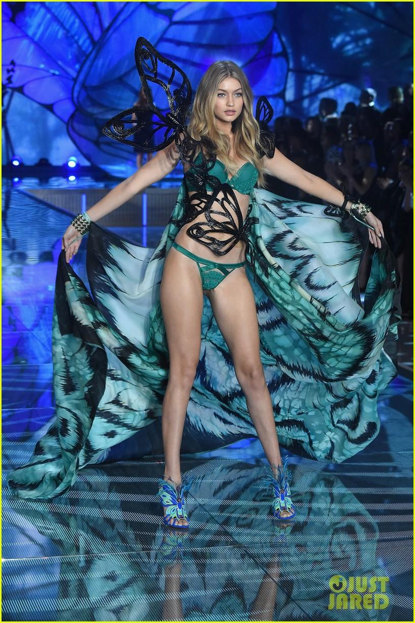 kendall jenner gigi hadid victorias secret fashion show 2015 013505238