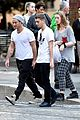 jude law and son go out in rome 11