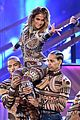jennifer lopez performs dances american music awards 2015 16