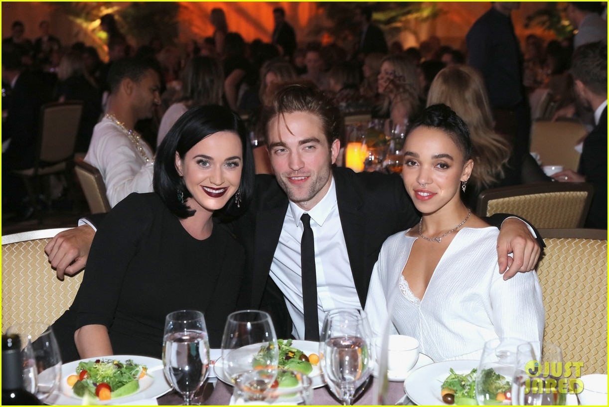 robert pattinson fka twigs have a date night with katy perry 183507366