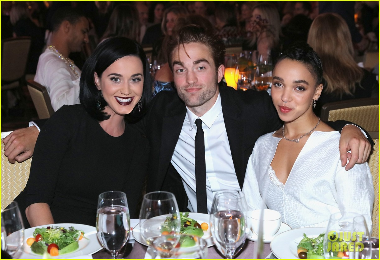 robert pattinson fka twigs have a date night with katy perry 203507368