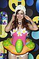 dylan penn ashley madekwe just jared halloween party 02