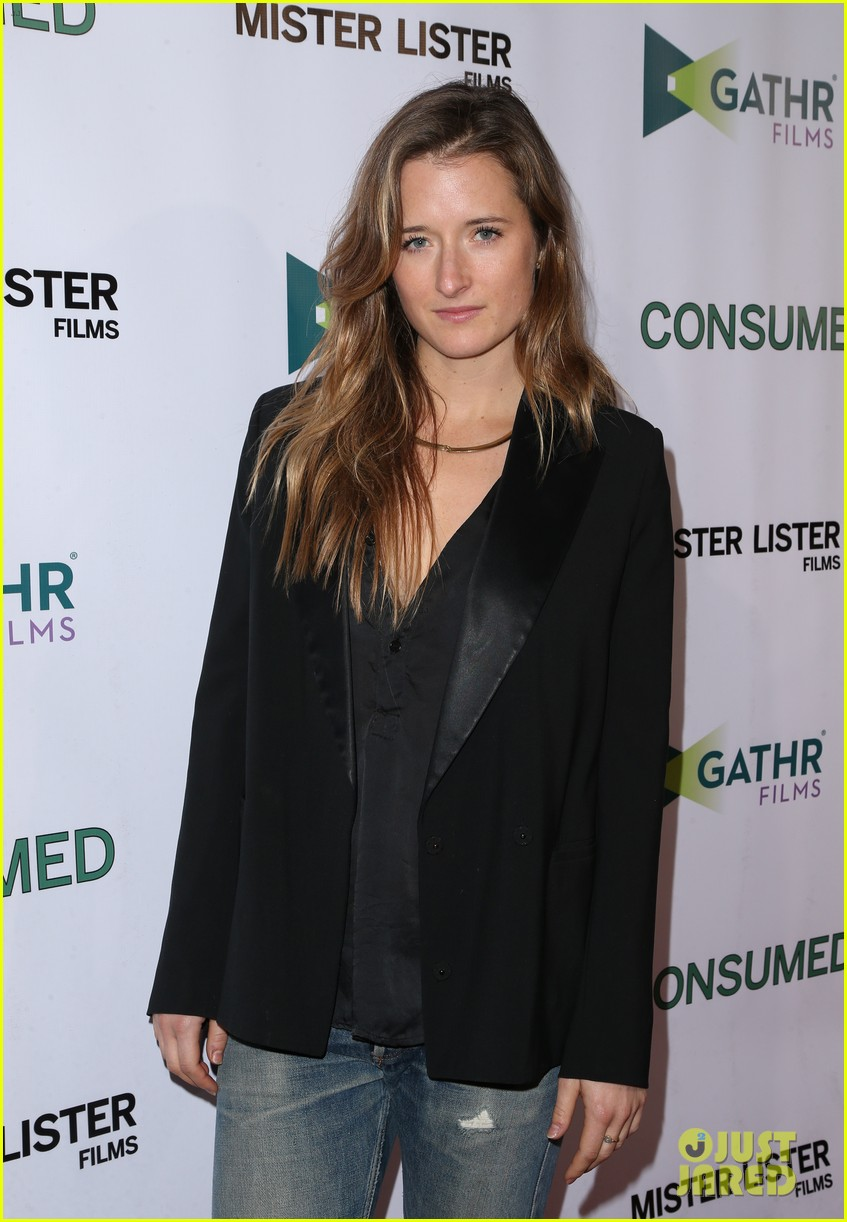 busy philipps grace gummer more support zoe lister jones at consumed 273506666