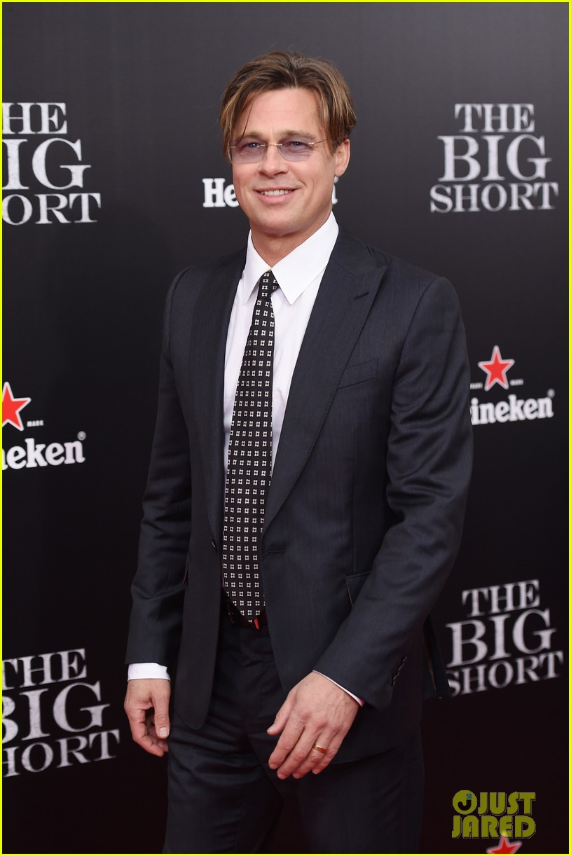 brad pitt ryan gosling the big short premiere 063516960