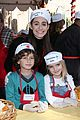 emmy rossum the mission thanksgiving food 32