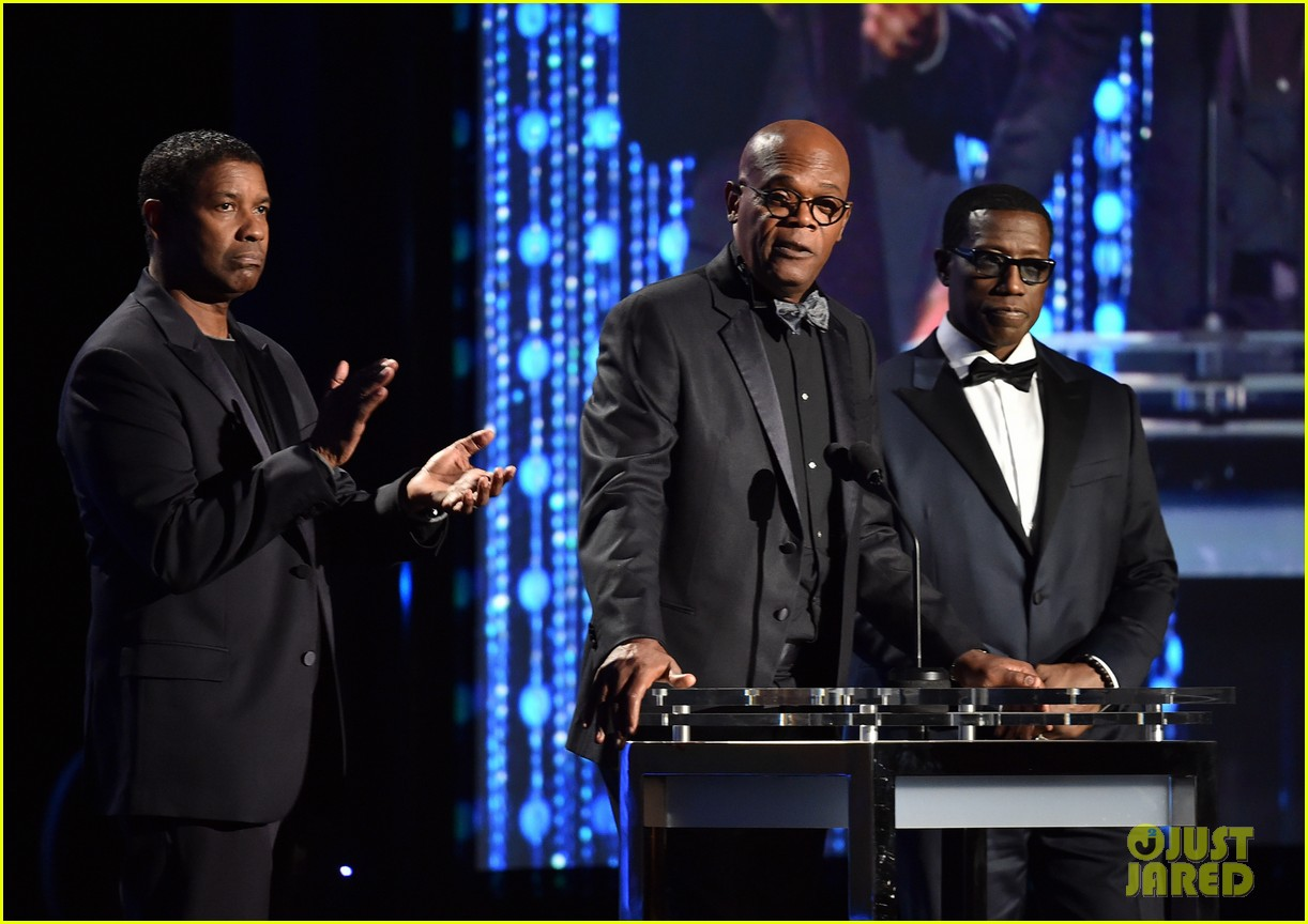denzel washington samuel l jackson 2015 governors awards 173508782