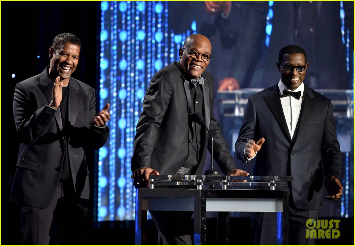 denzel washington samuel l jackson 2015 governors awards 193508784