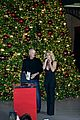 britney spears las vegas christmas tree lighting 09