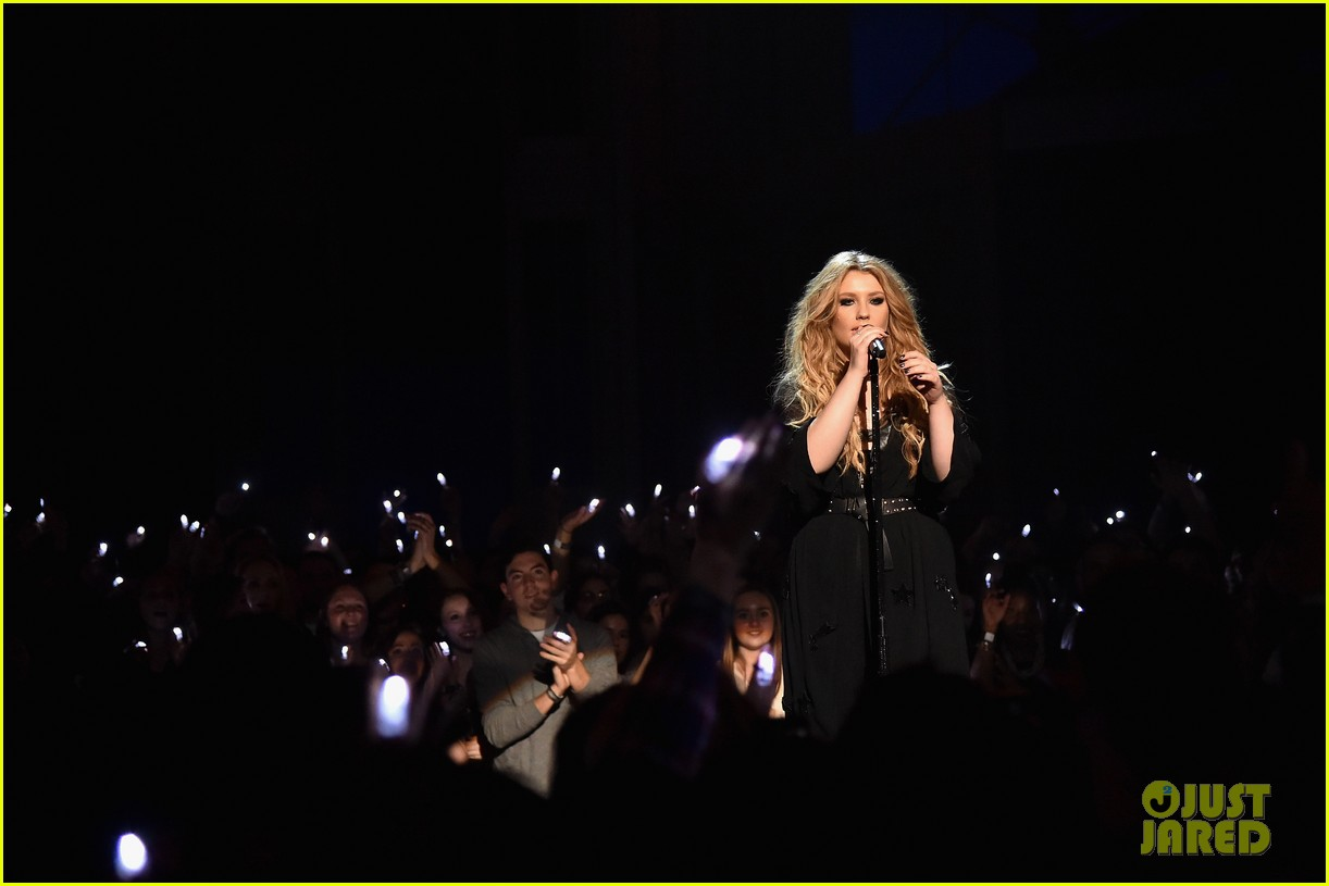 ella henderson tori kelly george ezra james bay kat graham you outgha know concert 223507683