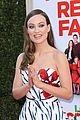 olivia wilde shares adorable story about meeting chris farley 04