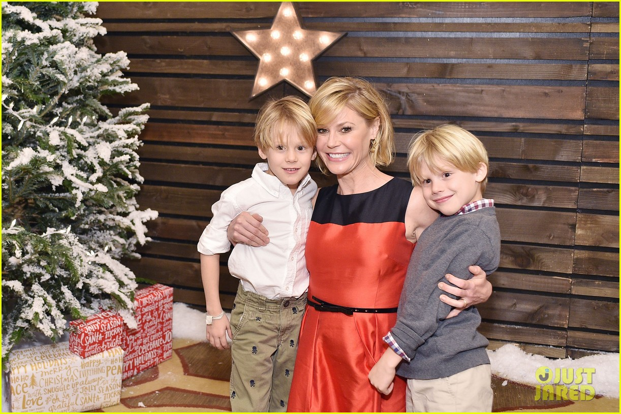 Jessica Capshaw Family
