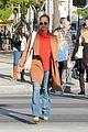 jessica alba goes shopping in coat 09
