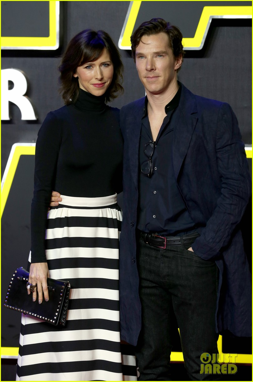 benedict cumberbatch felicity jones london star wars premiere 043532475
