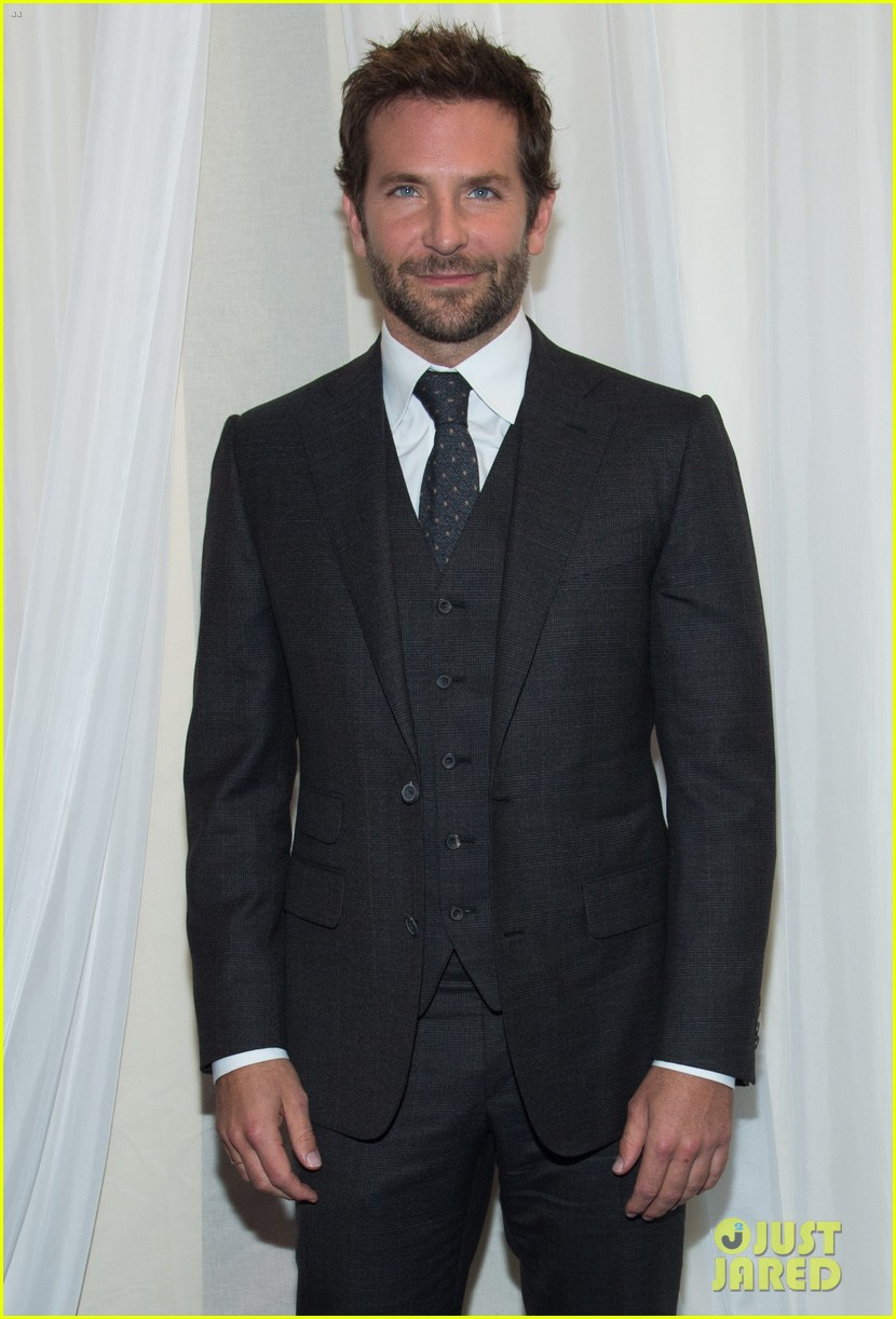 bradley cooper looks handsome for joy nyc 013530193